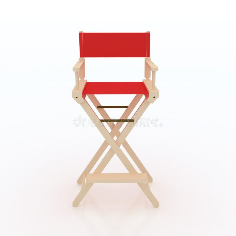 krzesło dyrektor ilustracji