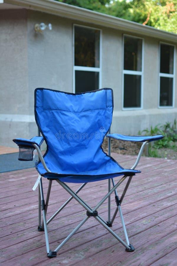Krzesło ogrodowe zdjęcie royalty free