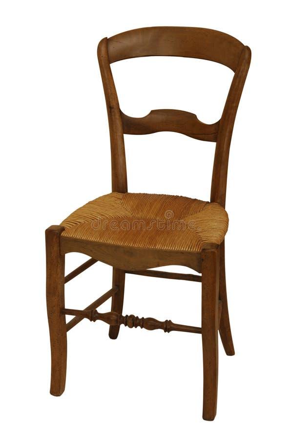 krzesło stary fotografia stock