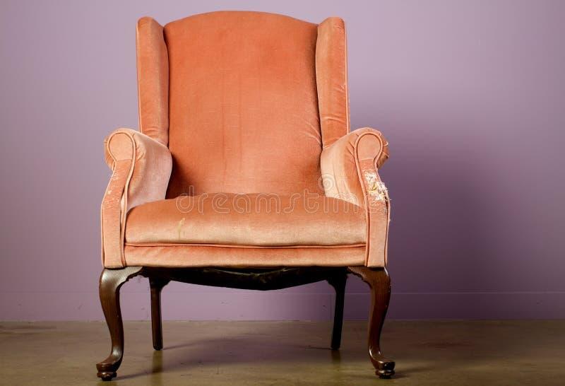 krzesło stary zdjęcie royalty free