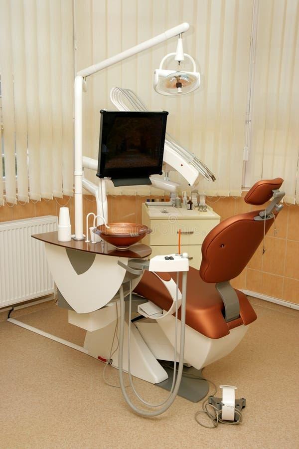 krzesło stomatologiczny fotografia royalty free