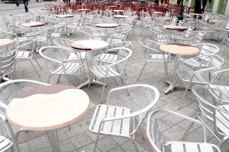 krzesło tabel obrazy royalty free