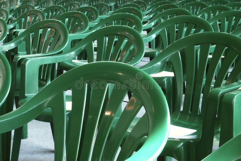 krzesło zieleń zdjęcie stock