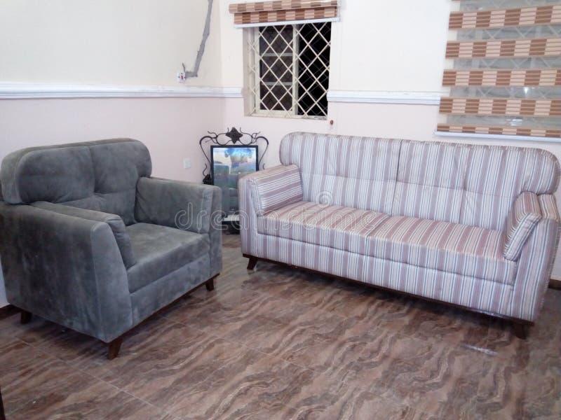 Krzeseł Furnitures obrazy stock