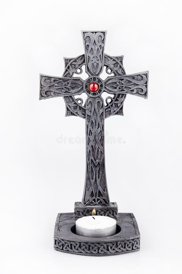 krzyż celta paddy zdjęcie stock