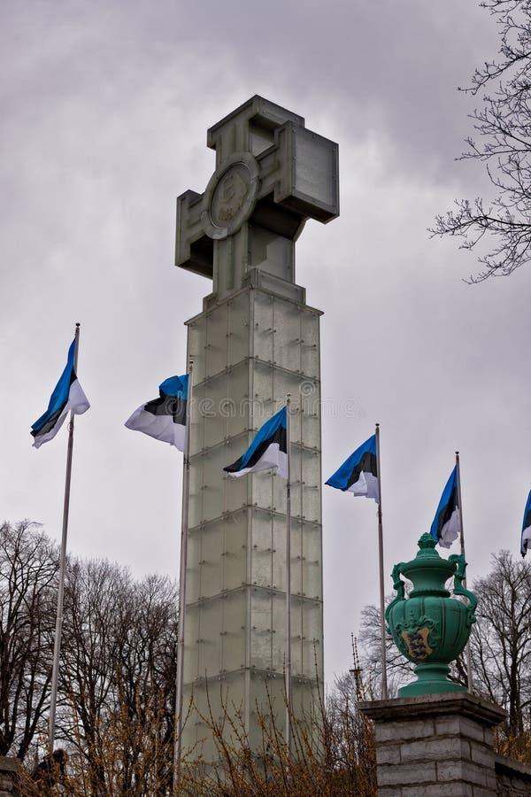 Krzyż Na wolność kwadracie obrazy stock