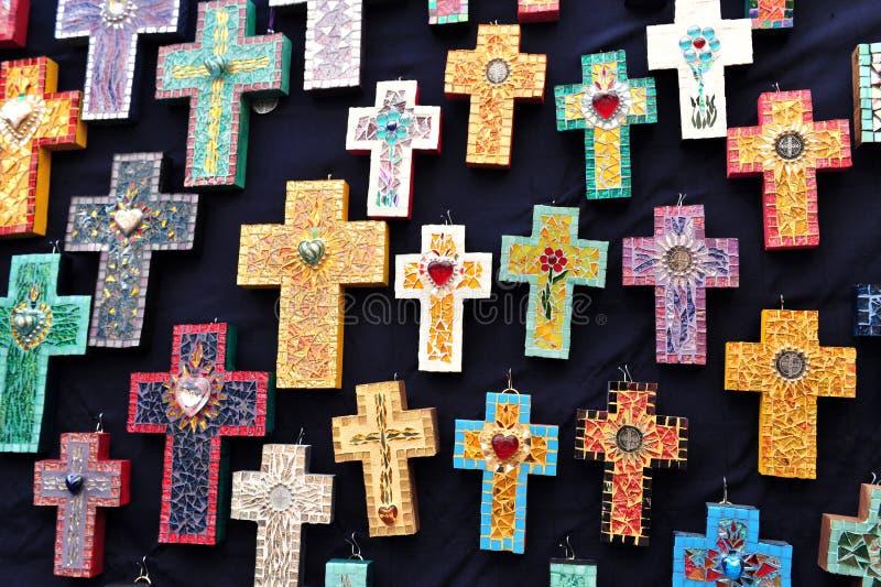 krzyżuje Mexico sprzedaż obraz royalty free