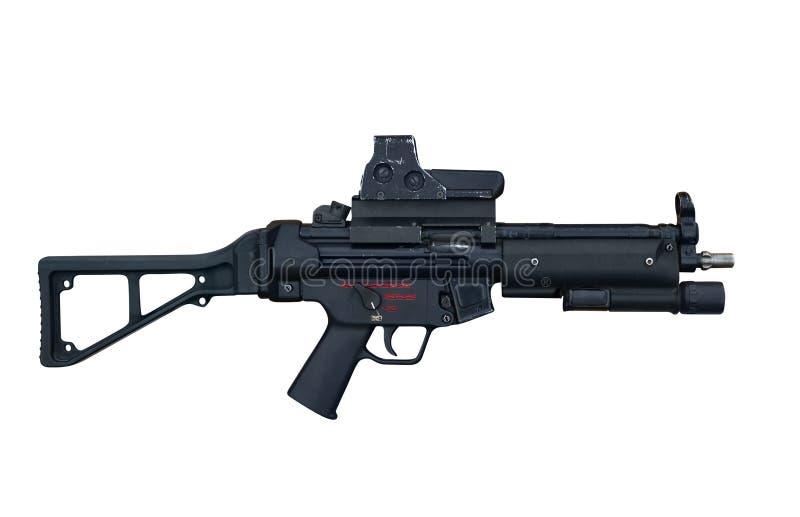 Krzykacz i Koch maszynowy pistolet mp5 E6 zdjęcie stock