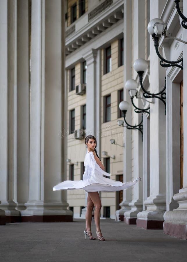 Ksenia舞蹈家 图库摄影