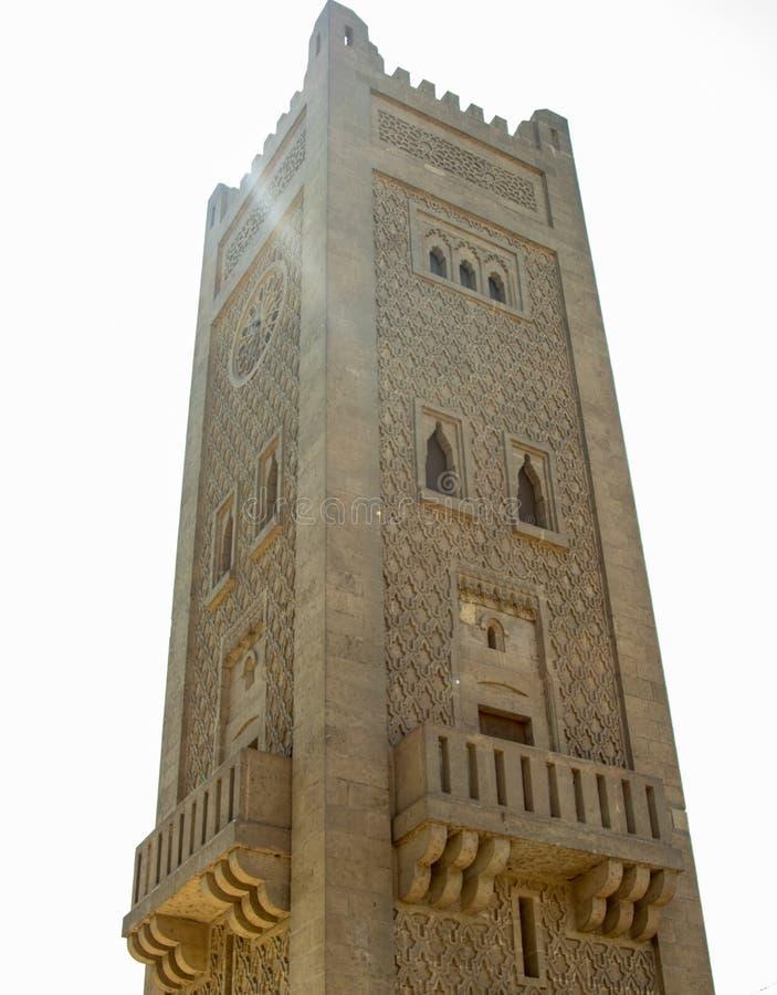 Książe Mohamed Ali Mosque zdjęcia royalty free