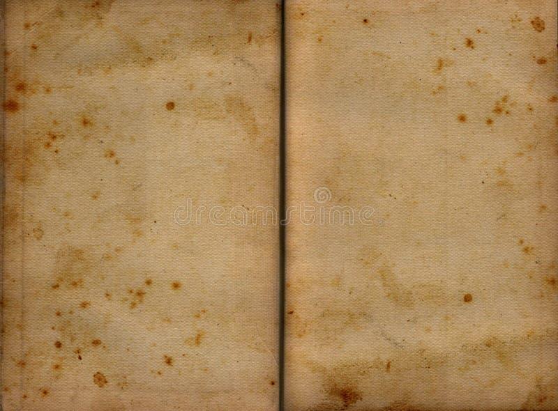 książka ślepej rocznik zdjęcia stock