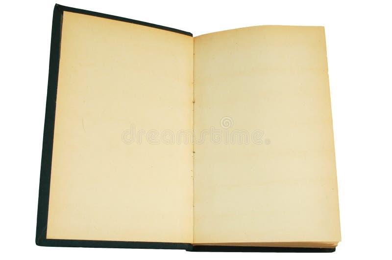 książka ślepej rocznik zdjęcie stock