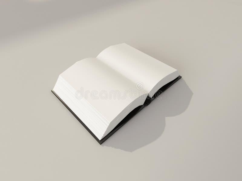 książka ilustracja wektor