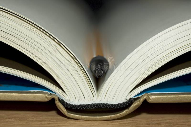 Książka długopis