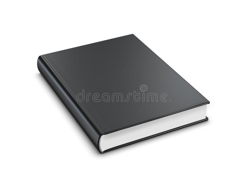 książka odizolowywająca royalty ilustracja