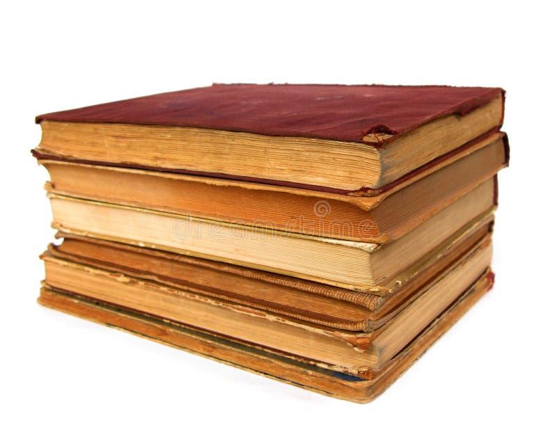 książka rezerwuje starego obraz royalty free