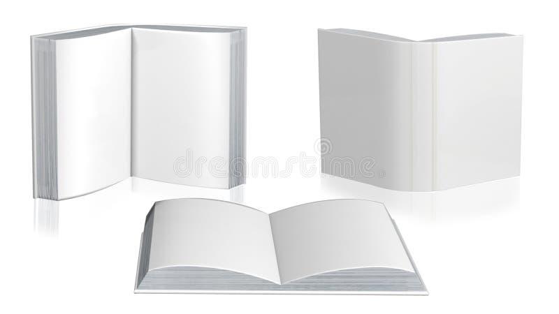 Książka set ilustracji