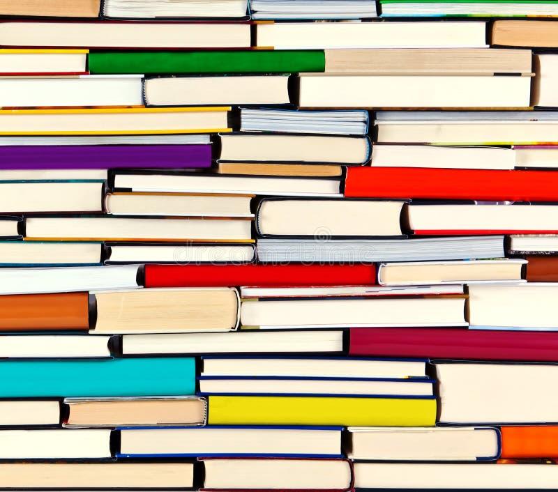 książka stos zdjęcie stock