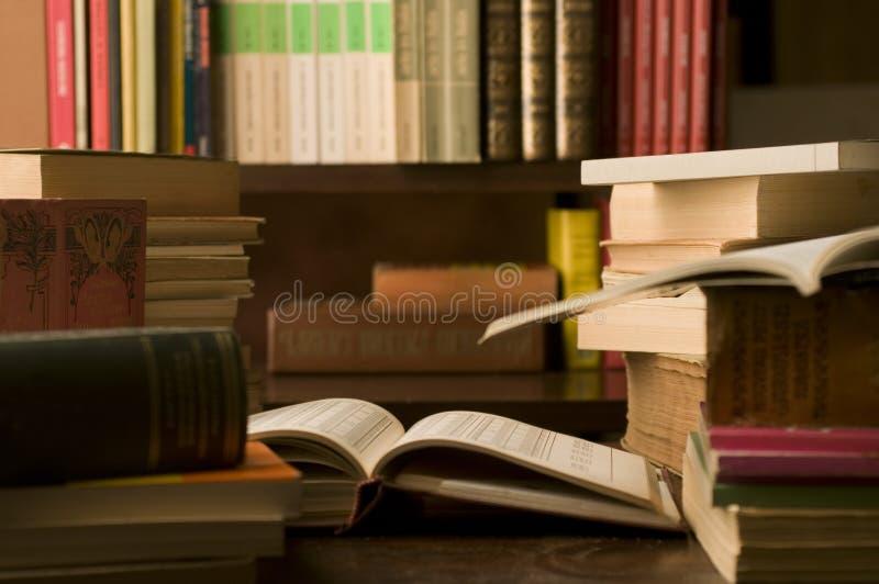 książki zdjęcia royalty free
