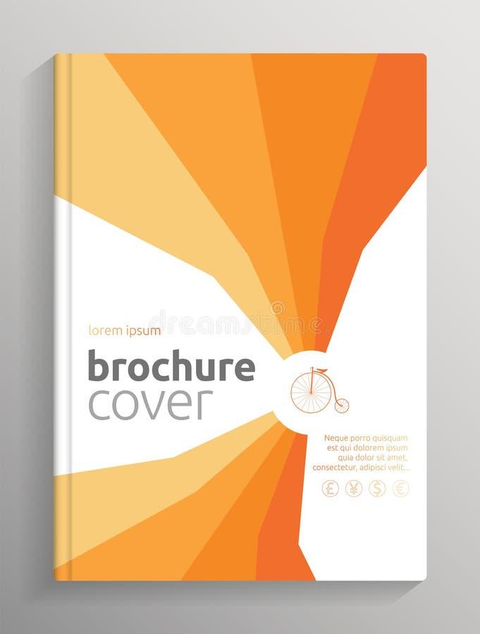 Książki, broszurki pokrywa/ ilustracja wektor
