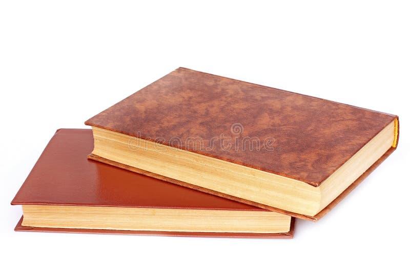 książki na odizolować stack white książki zamykać obrazy royalty free