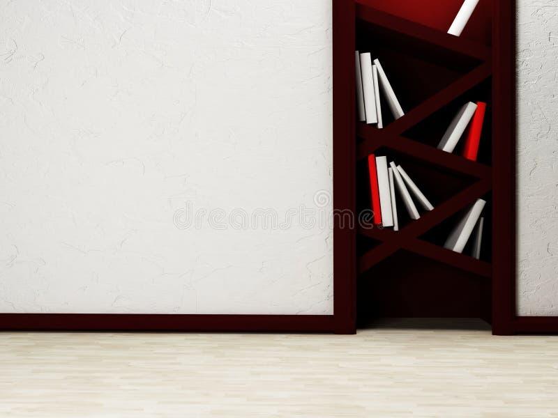Download Książki Są Na Koślawych Półkach Ilustracji - Ilustracja złożonej z książka, realistyczny: 41954818