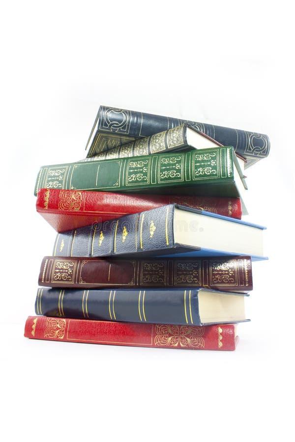książki sterta fotografia royalty free