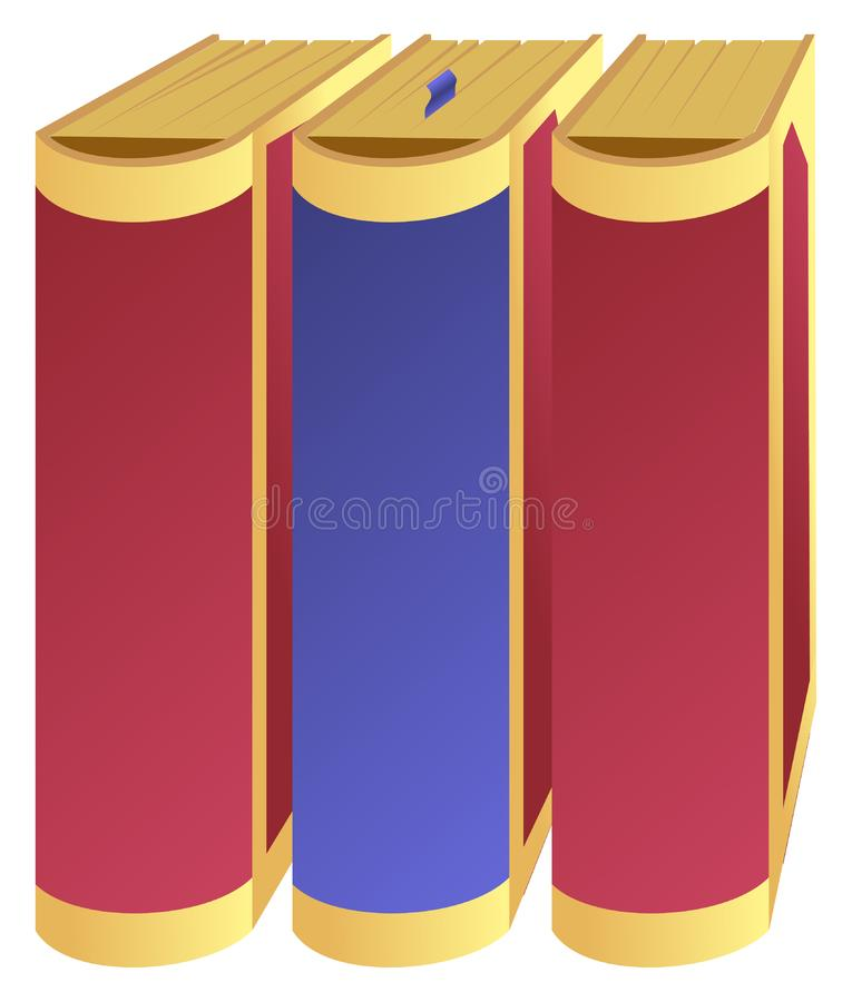 Książki trzy