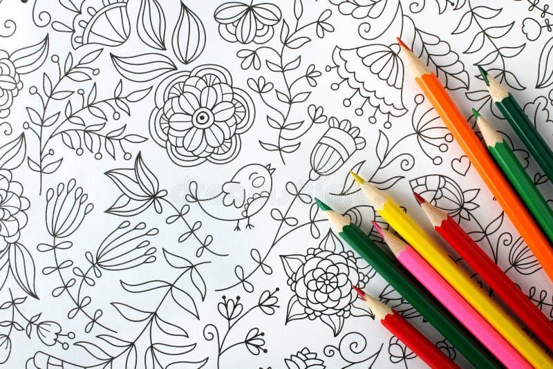 książkowa kolorowa kolorystyki grafiki ilustracja ilustracji