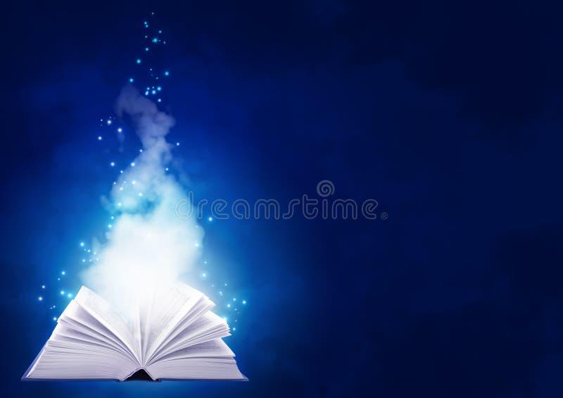 Download Książkowa magia ilustracji. Ilustracja złożonej z uczenie - 13331967
