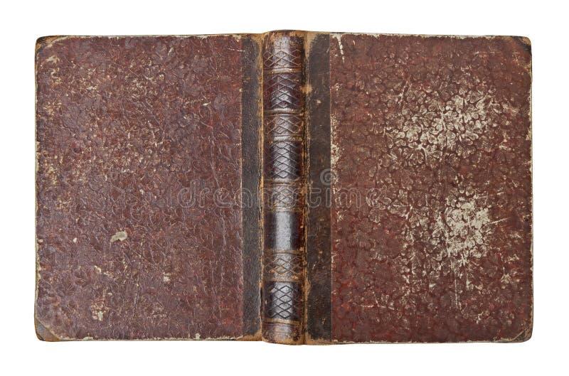 książkowej pokrywy odosobniony stary obrazy royalty free