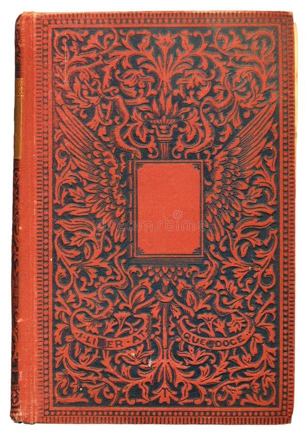 książkowej pokrywy rocznik obraz stock
