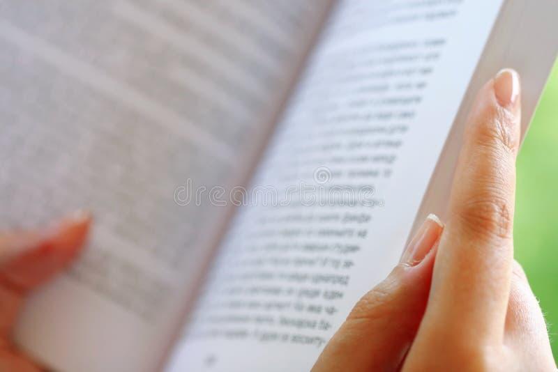 książkowy żeński czytanie obrazy royalty free