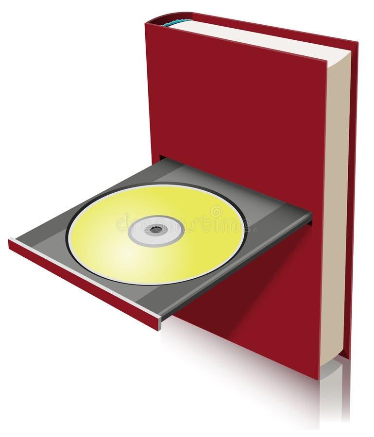 książkowy elektroniczny ilustracji