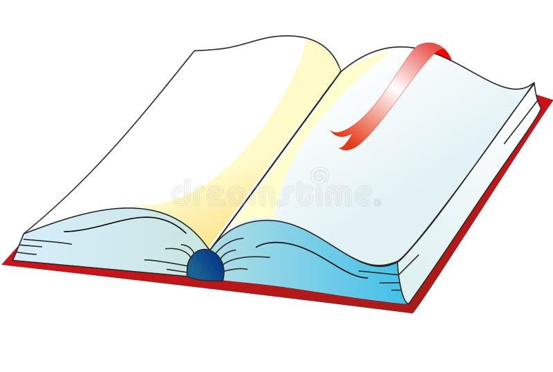 książkowy wektor ilustracja wektor