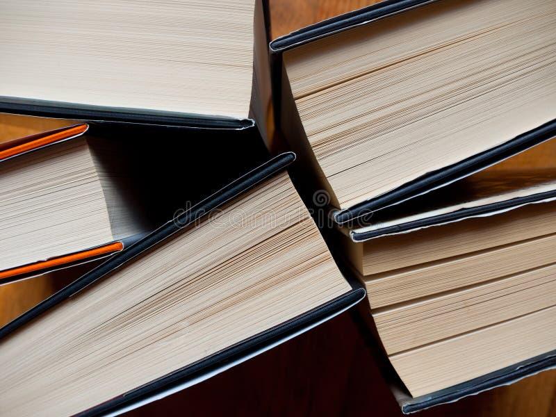 Książkowy wzór fotografia stock