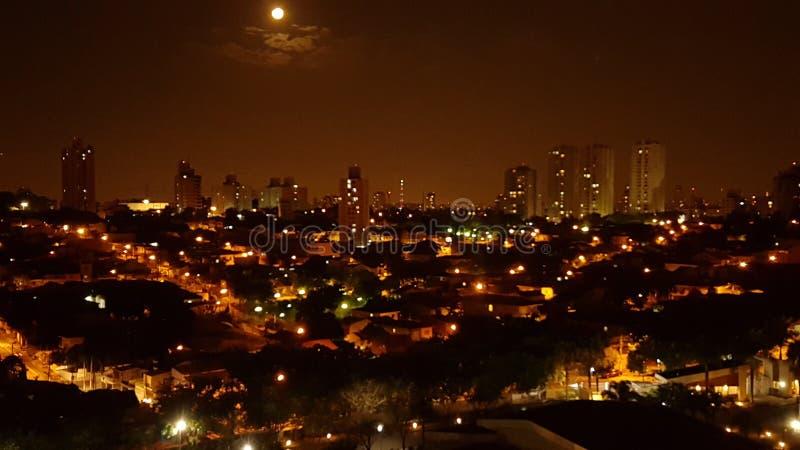 Księżyc światło obrazy stock