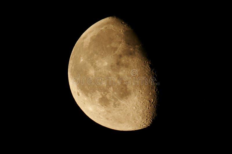 Download Księżyc obraz stock. Obraz złożonej z zmrok, folował - 13329149
