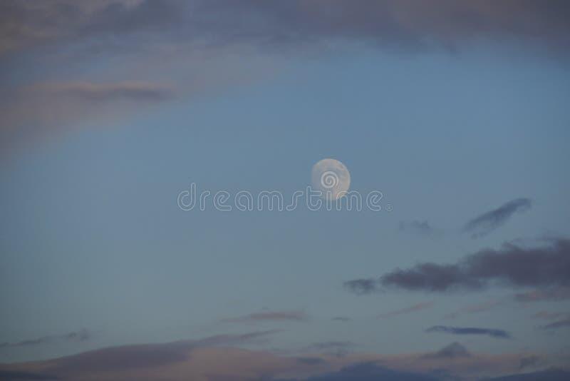 Księżyc w Oregon zdjęcia stock