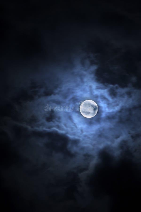Księżyc w pełni obraz stock
