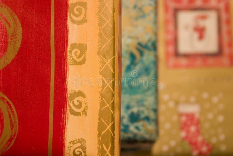 księga świąteczne zdjęcie royalty free