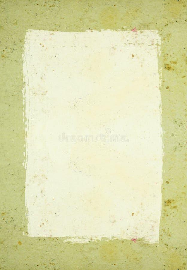 księga ramowy oznaczane zdjęcie stock