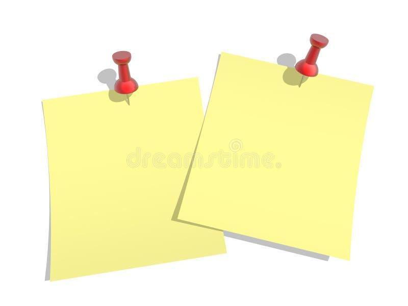 księga tła biały przyczepiający żółty ilustracji