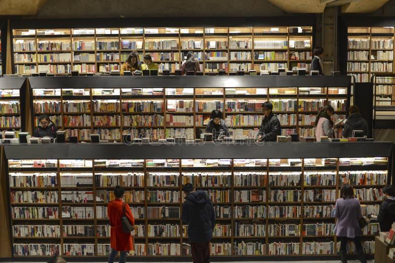 księgarnia nowożytna zdjęcie stock