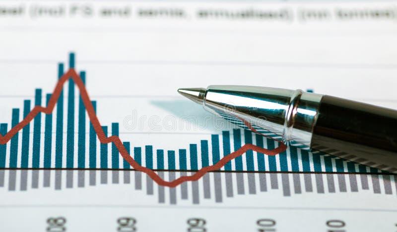 księgowości obliczeń pojęcia sprawozdania finansowego podatki obrazy stock