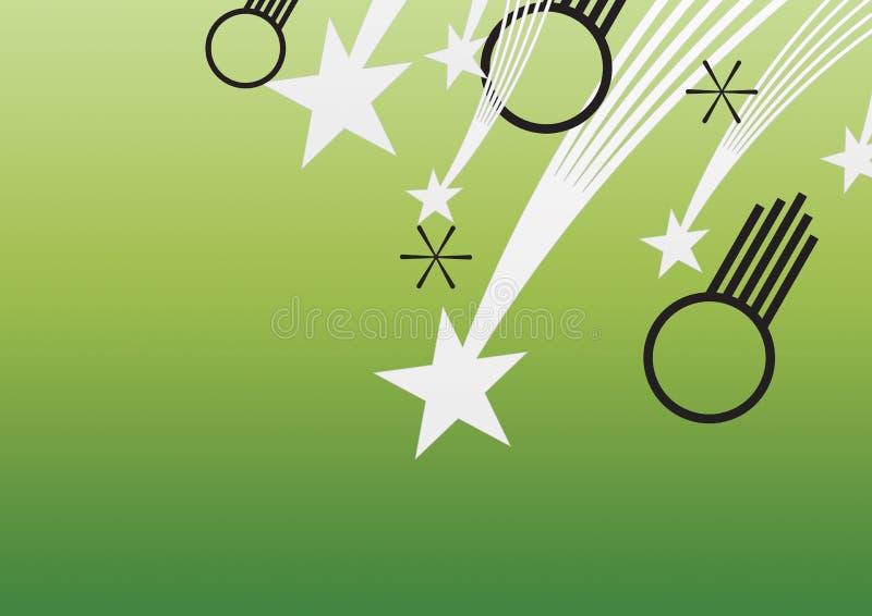 kształt gwiazdy ilustracji