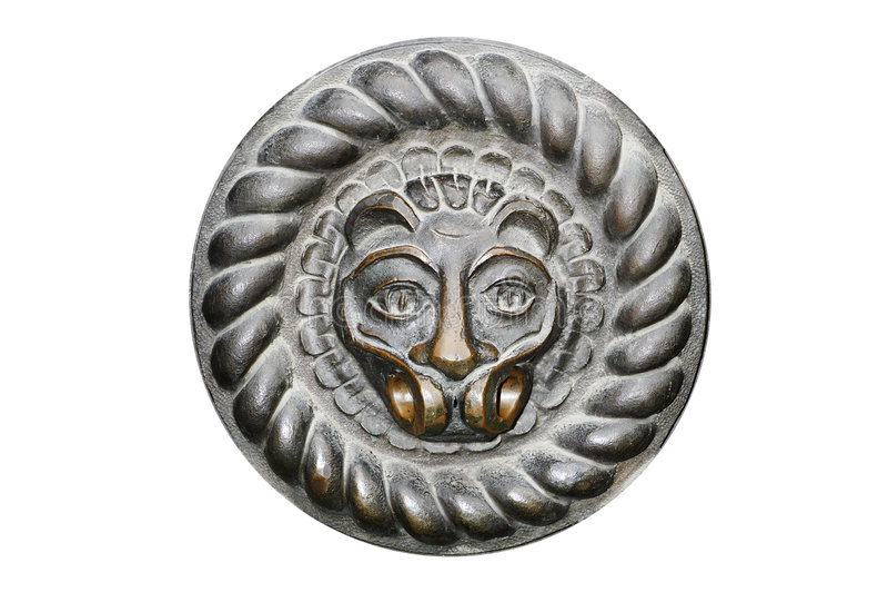 kształt lwa obraz royalty free