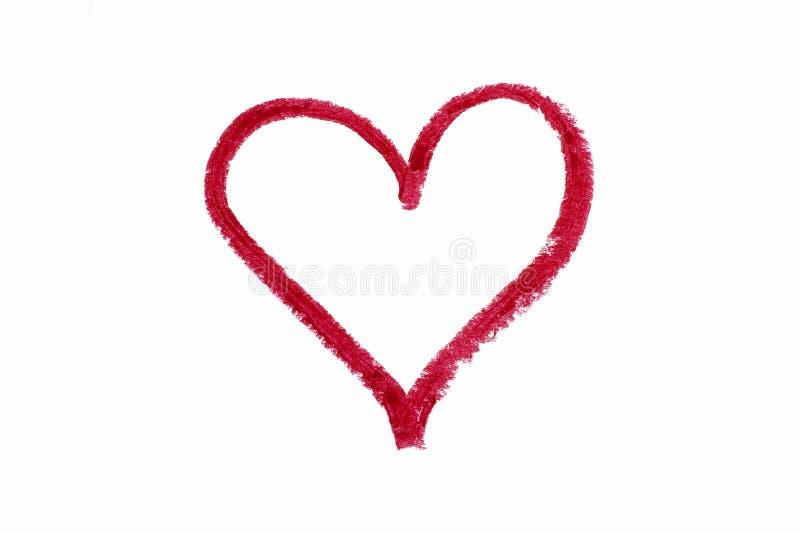 kształt miłości. zdjęcia royalty free