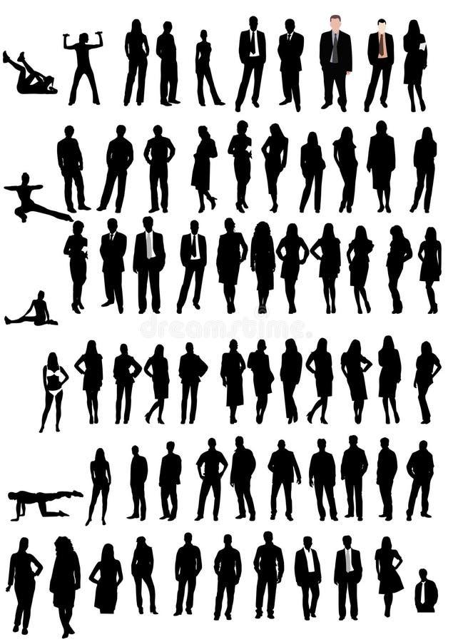 kształty ilustracja wektor