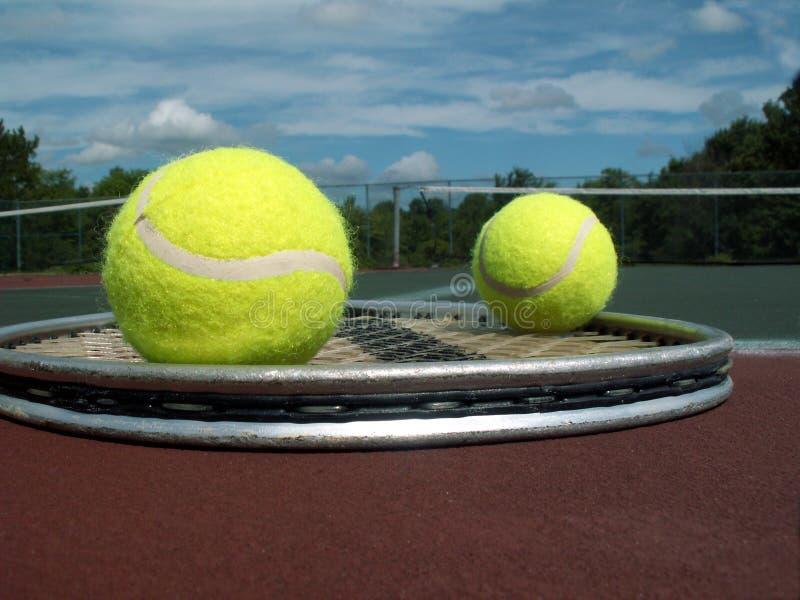 ktoś tenisa obraz royalty free